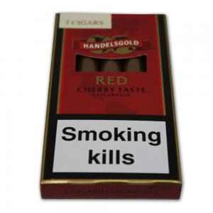 Handelsgold Cigarillos Red - 5 cigars